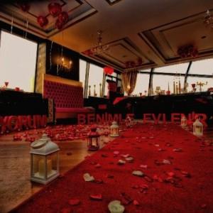 Qubbe'de Evlilik Teklifi Paketi / Vip Paket