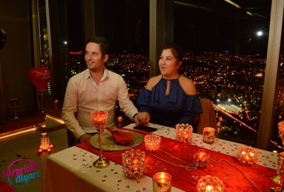 A Romantic Marriage Proposal at Sapphire - 865