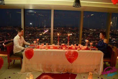 A Romantic Marriage Proposal at Sapphire - 868