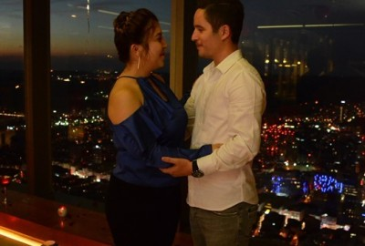 A Romantic Marriage Proposal at Sapphire - 856