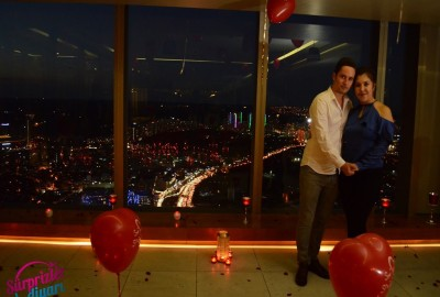 A Romantic Marriage Proposal at Sapphire - 871