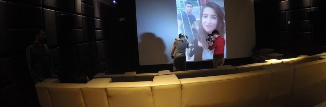 Ankara Sinemada Evlilik Teklifi
