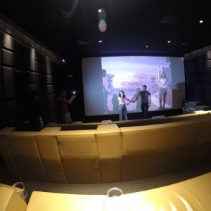 Ankara Cinema Marriage Offer