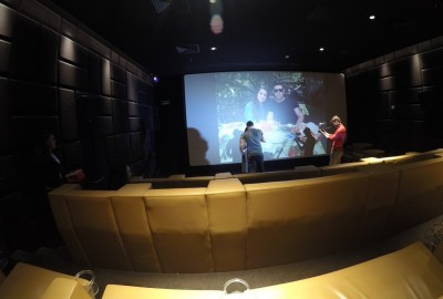 Surprise Marriage Proposal in Cinema - 877