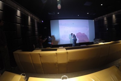 Surprise Marriage Proposal in Cinema - 876