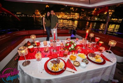 A Marriage Proposal in the Bosphorus - 1087