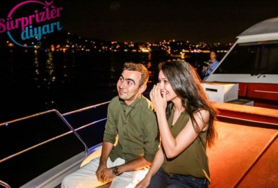 A Marriage Proposal in the Bosphorus - 1089