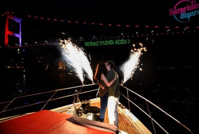 A Marriage Proposal in the Bosphorus - 1091