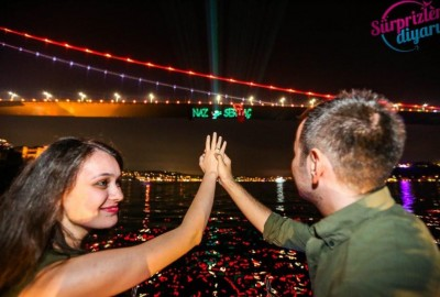 A Marriage Proposal in the Bosphorus - 1094