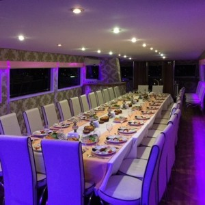 Dinner party/ Promise / Wedding Organization on Yacht