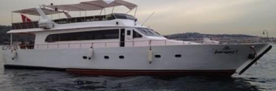 Yacht Scheherazade