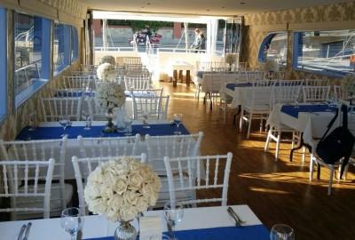 Wedding & Invitation Organizations on Yacht