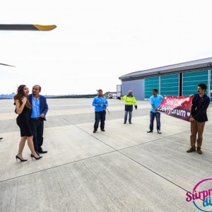 Marriage Proposal on Helicopter Tour / 15-Minute Eco Package