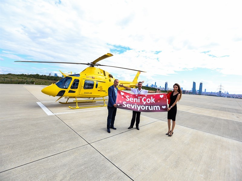 Tips on Marriage Proposal in a Helicopter