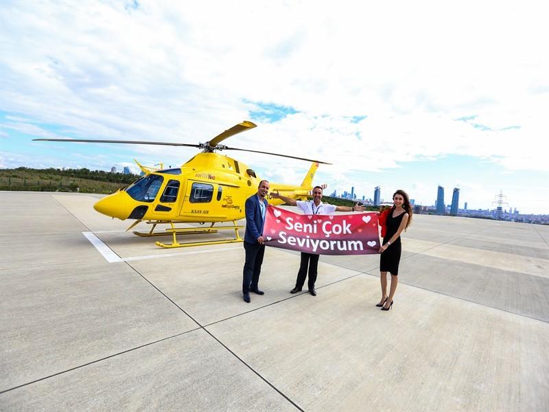 Helikopterde Evlilik Teklifi Etmenin İpuçları