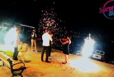 Ankara Niyet İle Gelen Sürpriz Evlilik Teklifi