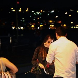 Surprise Marriage Offer Coming with Intent in Ankara