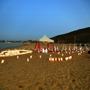 What is the Price of the Marriage Proposal on the Beach?