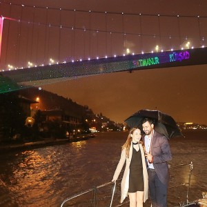 Is It Possible to Have Laser Light Marriage Proposal Organizations on Yacht in a Cold and Rainy Weather?