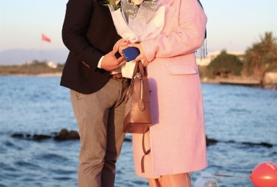 Marriage Proposal in İnciraltı, İzmir - 1732
