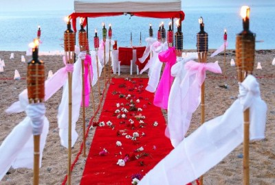 Kumsalda Evlilik Teklifi - 2012