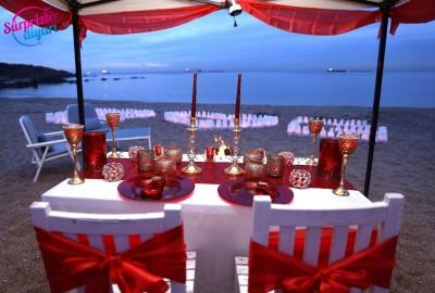Kumsalda Evlilik Teklifi - 2017