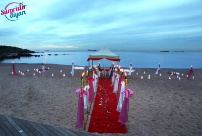 Kumsalda Evlilik Teklifi - 2018