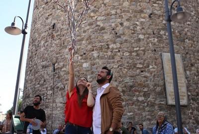 İzmir Drone İle Evlilik Teklifi