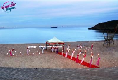 Kumsalda Evlilik Teklifi - 2019