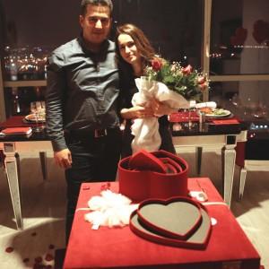 İzmir'de Romantik Evlilik Teklifi