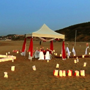 Wedding Proposal on the İzmir Beach