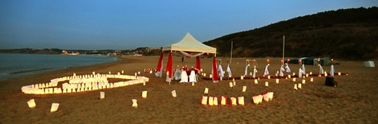 Wedding Proposal Packages on The Beach