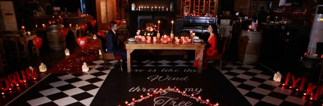 Romantik Evlenme Teklifi Paketleri