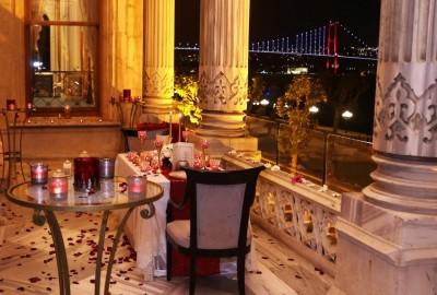 Çırağan Sarayı'nda Romantik Evlilik Teklifi - 2029