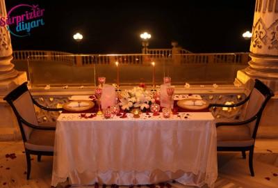 Çırağan Sarayı'nda Romantik Evlilik Teklifi - 2030