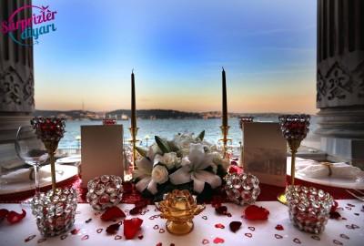 Çırağan Sarayı'nda Romantik Evlilik Teklifi - 2039