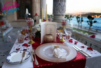 Çırağan Sarayı'nda Romantik Evlilik Teklifi - 2052
