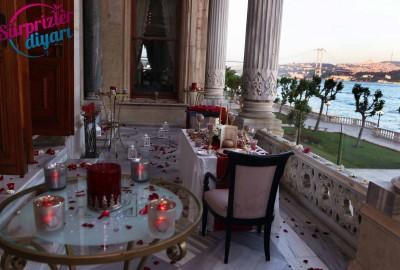 Çırağan Sarayı'nda Romantik Evlilik Teklifi - 2053