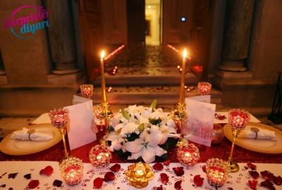 Çırağan Sarayı'nda Romantik Evlilik Teklifi - 2032
