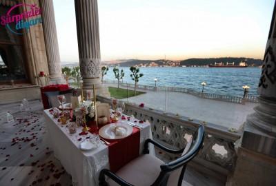 Çırağan Sarayı'nda Romantik Evlilik Teklifi - 2037