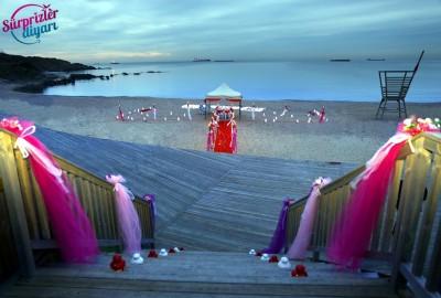 Kumsalda Evlilik Teklifi - 2026