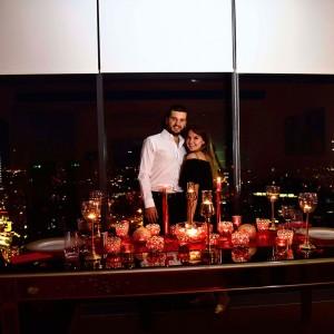 Romantik İstanbul Paketi