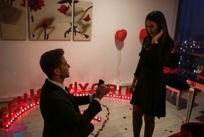 İzmir'de Romantik Evlilik Teklifi - 2149