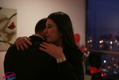İzmir'de Romantik Evlilik Teklifi - 2152