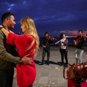 Marriage Proposal With Orchestra In İzmir