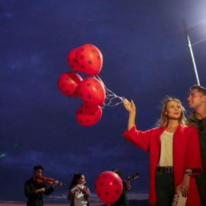 İzmir'de Orkestra İle Evlilik Teklifi