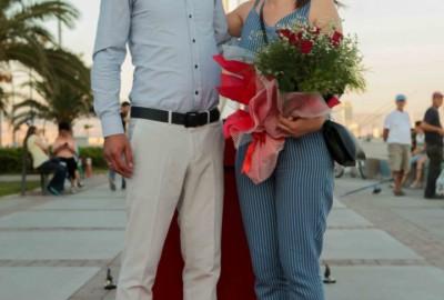 İzmir Karşıyaka'da Orkestra İle Evlilik Teklifi - 2167