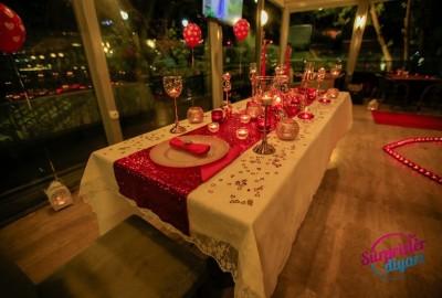 Kuğulu Park'ta Romantik Evlilik Teklifi - 2235
