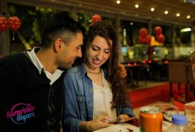 Kuğulu Park'ta Romantik Evlilik Teklifi - 2242