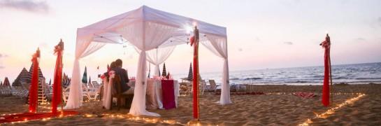 Kumsalda Evlilik Teklifi Paketleri